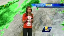 Maryland's Monday afternoon weather forecast