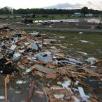 Multiple tornadoes reported in South