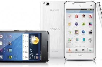 Pantech Vega LTE gets official for South Korea, dual-core 1.5GHz CPU and 4.5-inch HD display