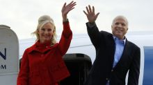 Cindy McCain pays tribute to John McCain on 1-year anniversary of his death: 'We lost our rock'
