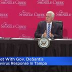 VP Mike Pence To Meet With Gov. DeSantis In Tampa