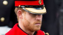 Prince Harry broke this one major royal rule on Remembrance Day