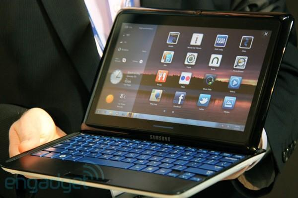 Samsung 9 Series and Sliding PC 7 Series quick hands-on (video)