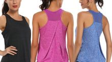 This $17 Workout Top Is So Cute and Comfortable, Shoppers Want It in Every Color
