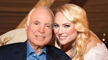 Meghan McCain Honors Her Late Father on Her 'First Election Day of My Life Without' Him