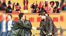 Eason Chan further angers Marvel's Chinese fans