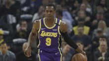 Rajon Rondo traveling to Florida, will rehab thumb closer to NBA bubble before rejoining team