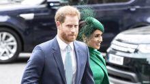 Fahrt im Protz-SUV: Harry und Meghan ernten Kritik