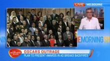 The Academy Awards continue to generate bad press