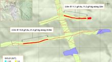 Continental Gold Announces High-Grade Gold Channel Sampling Results from Underground Development Drifts at Buriticá, including 14.18 g/t Gold along 38 Metres of Strike