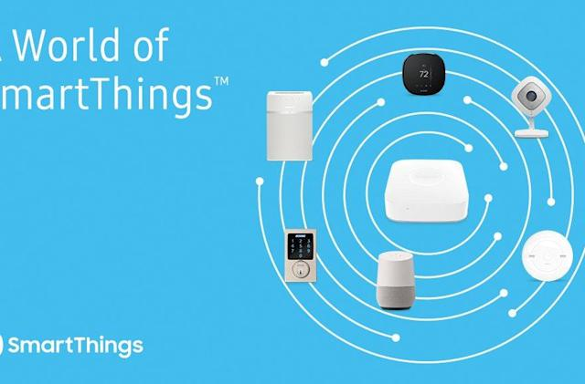 Samsung patches multiple SmartThings Hub security flaws