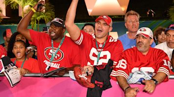 Ticket data points to 49ers 'home' crowd