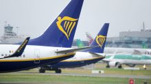 Ryanair Posts Another Month of Slowing Growth Amid Labor Strife