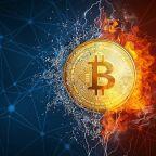 Dow Jones Falls As Bitcoin Surges Above $40,000; Tesla Races Higher, Apple Tests Key Level
