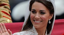 Kate Middleton totally ignored the royal family's one request about her wedding hair