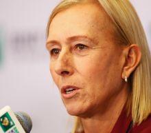 Martina Navratilova: John McEnroe Made Far More For Wimbledon Commentary