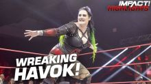 This Impact Wrestling Knockout will be wreaking Havok at Bound for Glory PPV