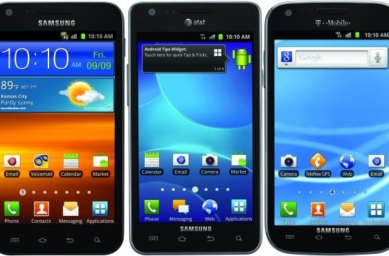 Samsung Galaxy S II logs confirm NFC support for AT&T, none for Sprint