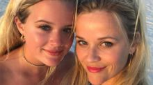 Reese Witherspoon and Her Daughter Look Like Twins, and People Love It