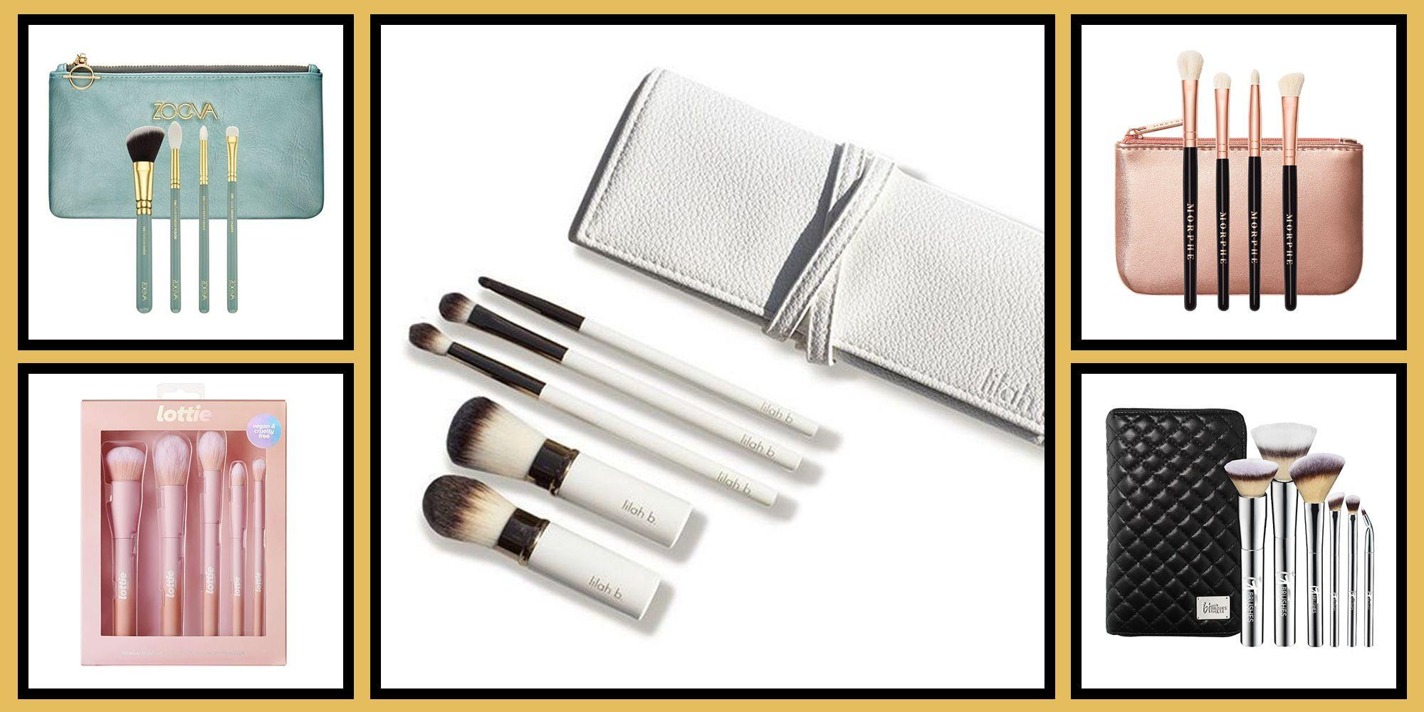 The Makeup Brush Sets The Beauty Junkie In Your Life Deserves
