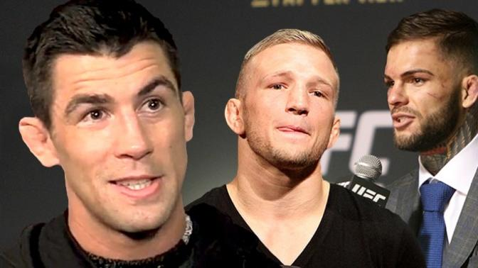 Cruz: Sordid history a negative for Dillashaw