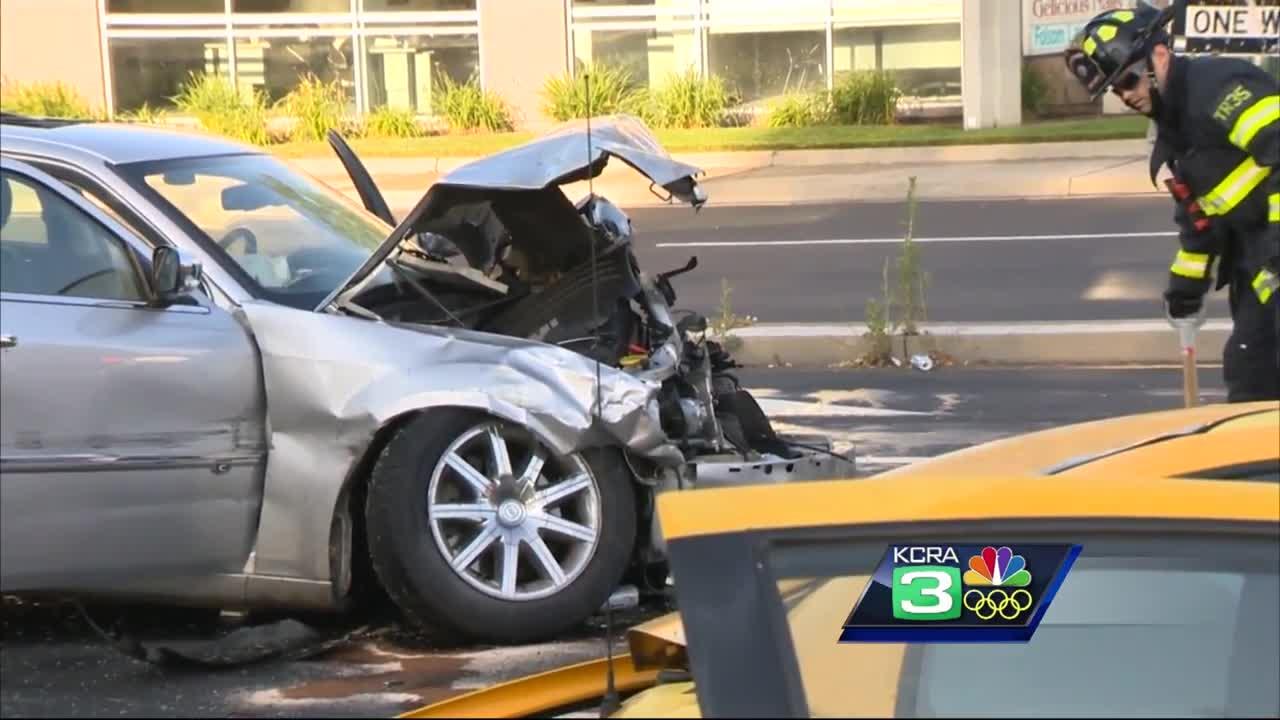 Folsom Blvd Car Accident