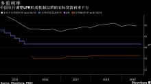 中國公佈LPR新機制下首個利率 較改革前小降 未來仍存下調空間