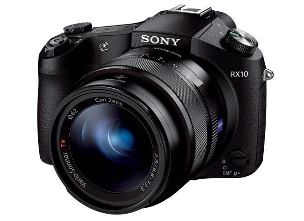 Sony RX10 features 1-inch 20.2MP sensor, 24-200mm constant f/2.8 lens for $1,300