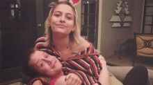 Macaulay Culkin Hangs Out With Goddaughter Paris Jackson on Instagram