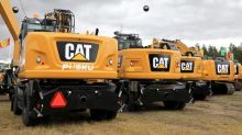 Caterpillar Q4 Disappoints, Pre-Market in the Red