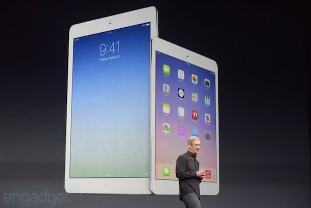 The iPad Air and iPad mini with Retina display: what's new?