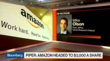 Why Piper Jaffray Analyst Mike Olson Thinks Amazon Shares Are Headed for $3,000