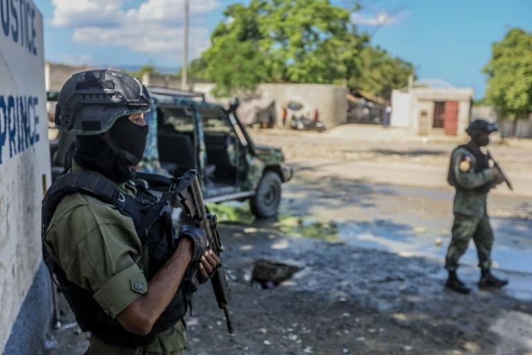 UN extends Haiti mission by nine months