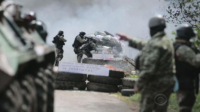 Ukraine government, security forces appear weak as violence increases