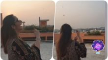 Sania Mirza Celebrates Makar Sankranti 2019 by Flying Kites; Enjoys Family Time With Baby Izhaan (See Pics)