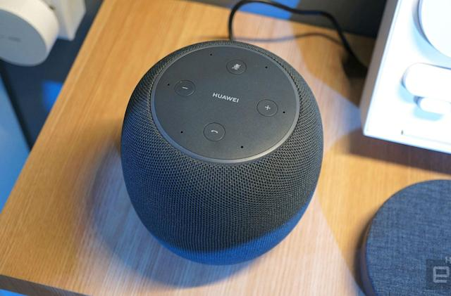 Huawei cloned another famous smart speaker
