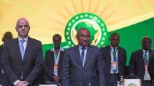 CAF: le président Ahmad tâte le terrain pour un second mandat
