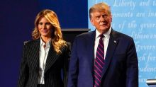 Trump and First Lady Test Positive for Coronavirus