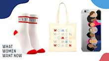 'Be a catalyst for change': Shop 20 inspiring feminist items to show your pride