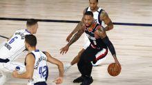 Damian Lillard drops 61 to lead Portland past Dallas, keep playoff hopes alive