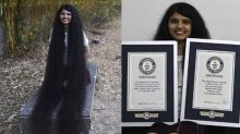 Gujarat Girl is Real-Life Rapunzel with 6.2 Foot Long Hair, Makes it to Guinness World Records