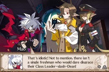 Deja Review: Disgaea 3: Absence of Detention