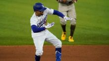 Walk in new park: Dodgers open NLDS with 5-1 win over Padres