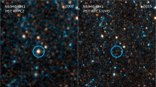 """In """"Massive Fail,"""" Dying Star Mysteriously Reborn as Black Hole"""