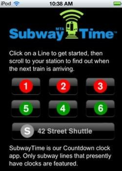 Real-time arrivals for some NYC subway lines now accessible on iPhone (Updated)