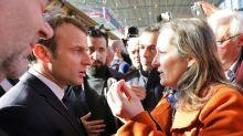 Agricultores franceses protestam diante de Macron por possível acordo UE-Mercosul
