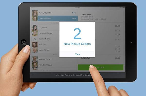 Square introduces 'Pickup' for simple online purchases