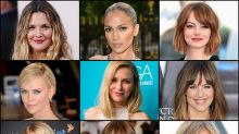 Oscars Hair Color By The Numbers