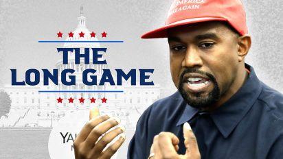 MSNBC host: 'Kanye West should not be president'