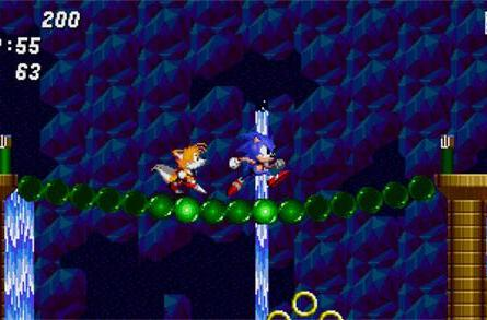 Sonic the Hedgehog 2 hits Android and iOS with long-lost Palace Zone stage